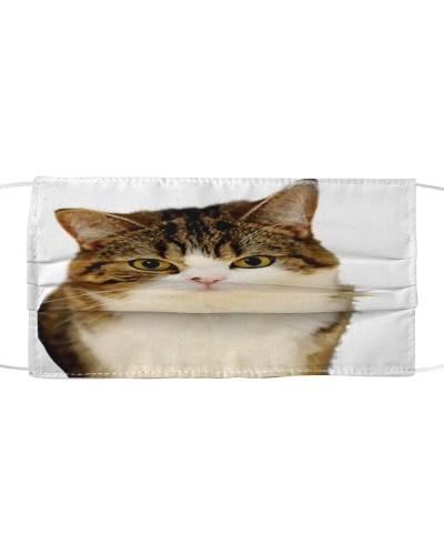Face Veil Maru Cat