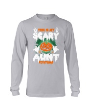 THIS IS MY SCARY COSTUME AUNT Long Sleeve Tee thumbnail