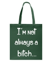BTCH TWO SIDES - FULY Tote Bag thumbnail