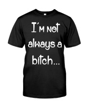 BTCH TWO SIDES - FULY Classic T-Shirt thumbnail
