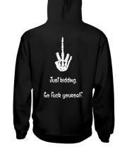 BTCH TWO SIDES - FULY Hooded Sweatshirt back