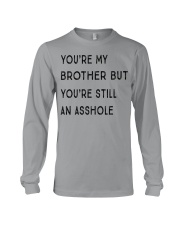 VERSION NEW - MY BROTHER Long Sleeve Tee thumbnail