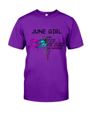 JUNE GIRL - DTS Classic T-Shirt thumbnail