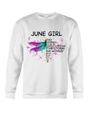 JUNE GIRL - DTS Crewneck Sweatshirt thumbnail