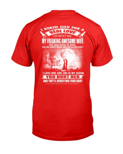 LIMITED EDITION - FREAKING AWESOME WIFE 4
