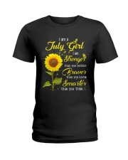 Im a July Girl Ladies T-Shirt tile