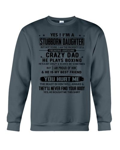 Boxing Dad - QV