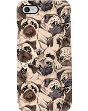 BOOM - PHONE PUG Phone Case i-phone-8-case