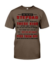 STEPDAD NEW - EXTENDED1  Classic T-Shirt thumbnail