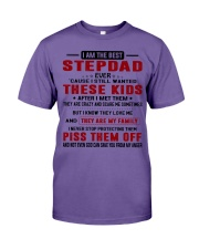 STEPDAD NEW - EXTENDED1  Premium Fit Mens Tee thumbnail