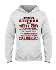 STEPDAD NEW - EXTENDED1  Hooded Sweatshirt front