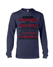 STEPDAD NEW - EXTENDED1  Long Sleeve Tee tile