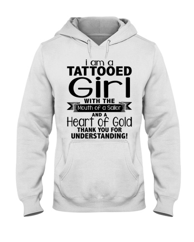 I AM A TATTOOED GIRL