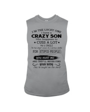CRAZY SON - SINGLE Sleeveless Tee thumbnail