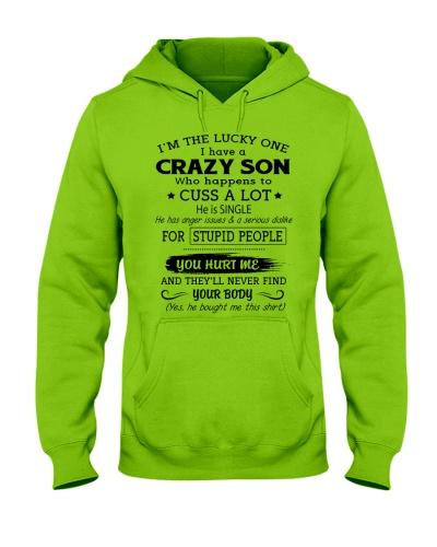 CRAZY SON - SINGLE