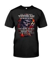 GRUMPY-HTV Classic T-Shirt front