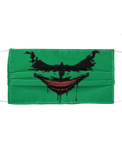 Fabric Mask Joker smile