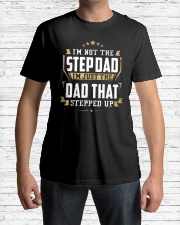 STEPDAD - STEPPED UP PTT Classic T-Shirt lifestyle-mens-crewneck-front-1