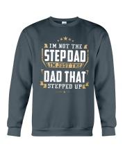 STEPDAD - STEPPED UP PTT Crewneck Sweatshirt thumbnail