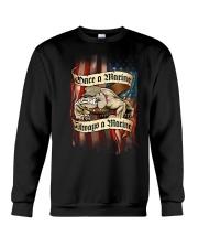 MARINES-HTV Crewneck Sweatshirt tile