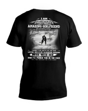 LIMITED EDITION - AMAZING GIRLFRIEND 3 - HTL V-Neck T-Shirt thumbnail
