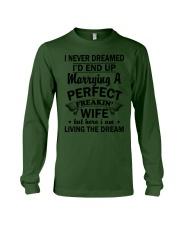 PERFECT FREAKIN WIFE Long Sleeve Tee thumbnail