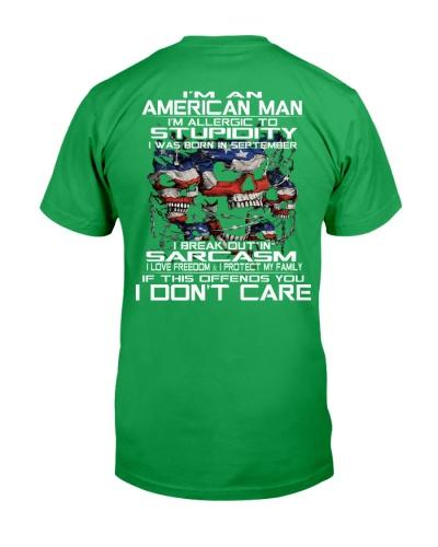AMERICAN MAN - 9