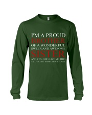 PROUND BROTHER Long Sleeve Tee thumbnail