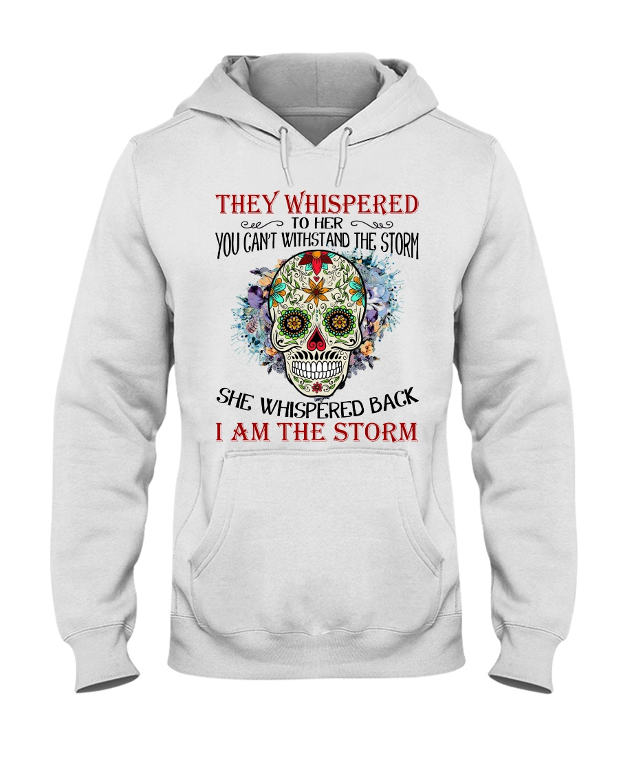 I AM THE STORM Hooded Sweatshirt