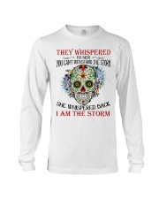 I AM THE STORM Long Sleeve Tee tile