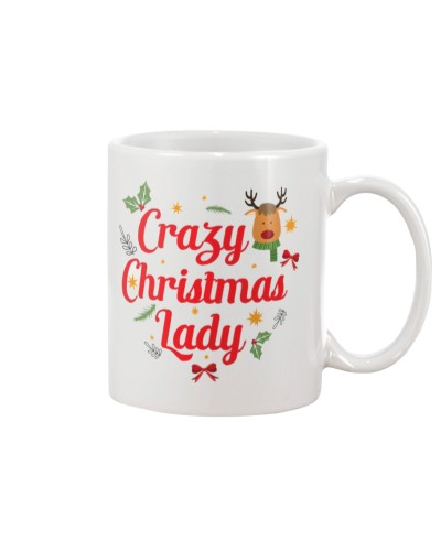 LIMITED EDITION - CHRISTMAS LADY