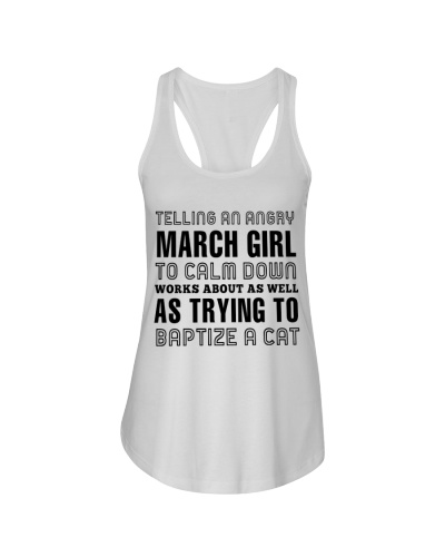 LIMITED EDITION - A MARCH GIRL