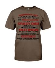 SPOILED DAUGHTER 5 Classic T-Shirt thumbnail