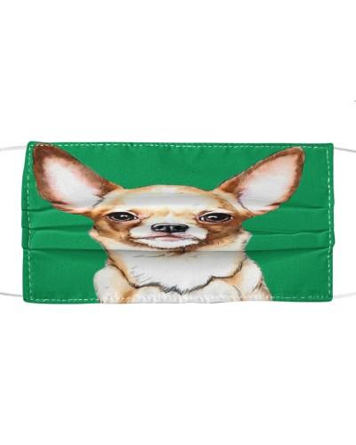 Face Veil Chihuahua