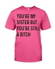 VERSION NEW - SMART SISTER Classic T-Shirt thumbnail