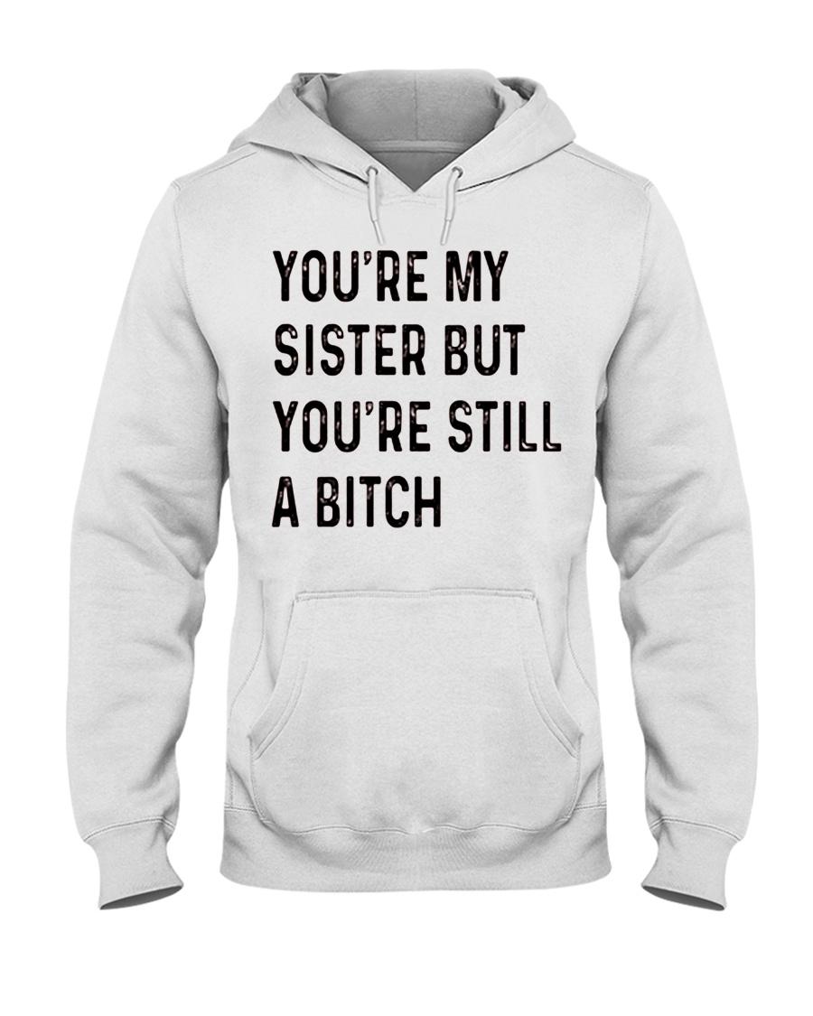 VERSION NEW - SMART SISTER Hooded Sweatshirt