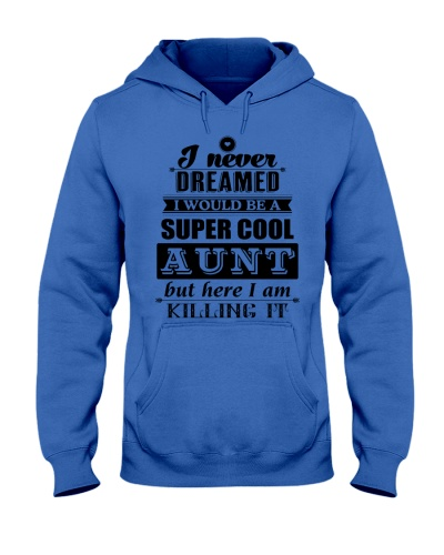 SUPER COOL AUNT-HTV