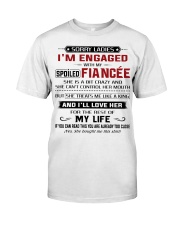 SPOILED FIANCEE Premium Fit Mens Tee thumbnail