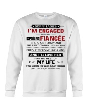 SPOILED FIANCEE Crewneck Sweatshirt thumbnail
