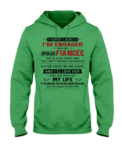 SPOILED FIANCEE