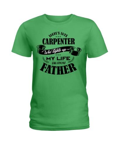 Carpenter father