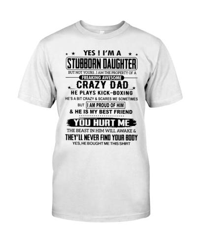 Kick-Boxing Dad - QV