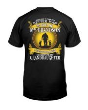 PROUD TO BE A GRANDPA TTA Classic T-Shirt back