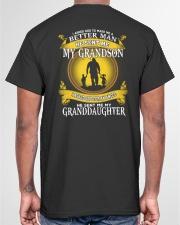 PROUD TO BE A GRANDPA TTA Classic T-Shirt garment-tshirt-unisex-back-04