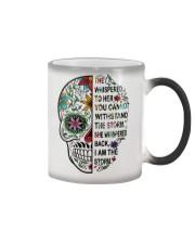 I AM THE STORM Color Changing Mug thumbnail