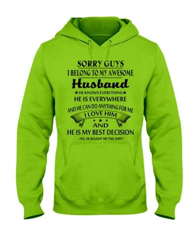 Love My Husband - Limited version
