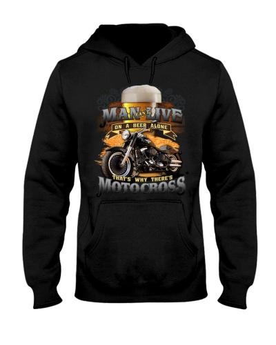 MAN - BEER - MOTOCROSS
