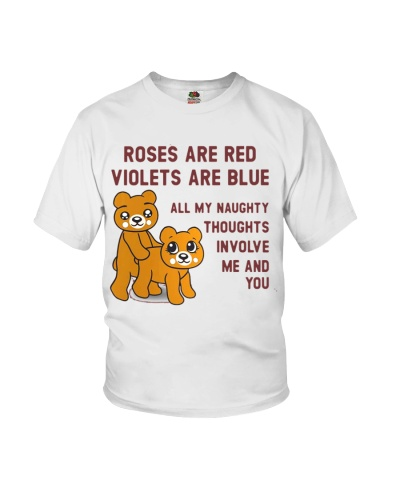 ROSES ARE RED VIOLETS