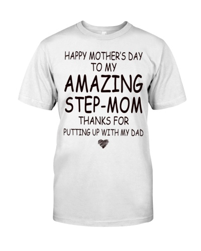 MOTHER DAY - STEP MOM - NKT