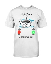 CRUISE - white Classic T-Shirt front